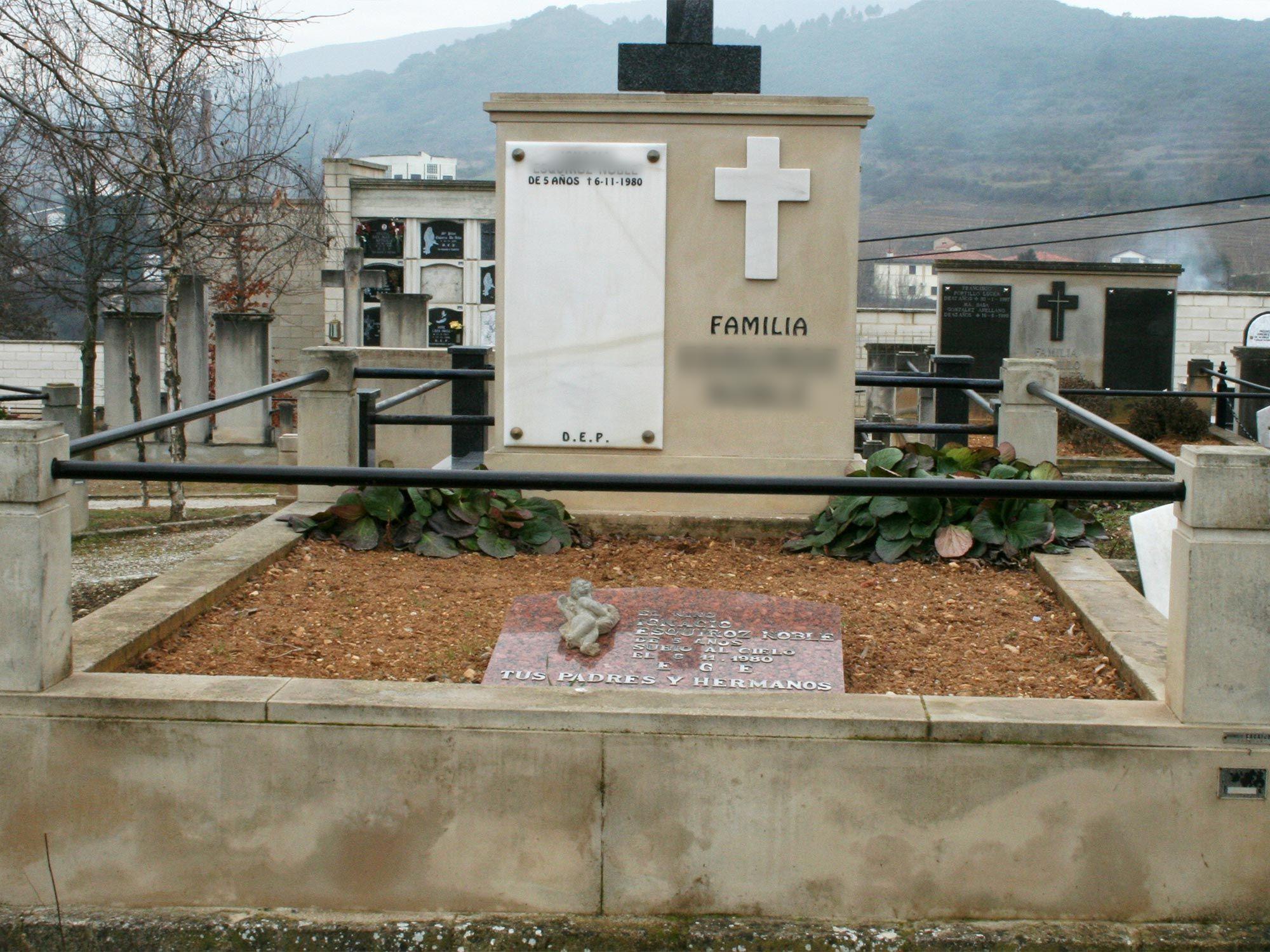 Panteones Familiares 5